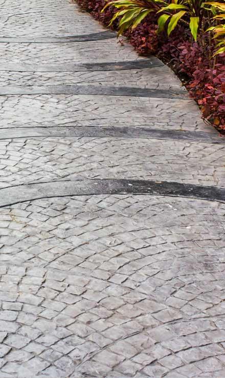 City Limits Landscaping & Snow Removal Decorative Concrete