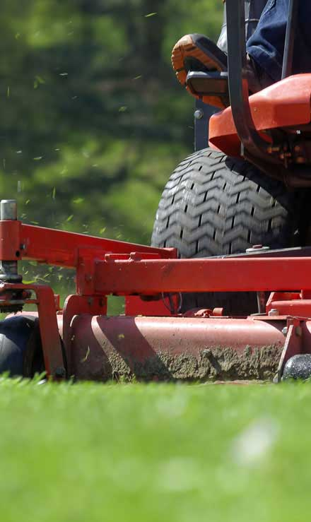 City Limits Landscaping & Snow Removal Commercial Lawn Mowing