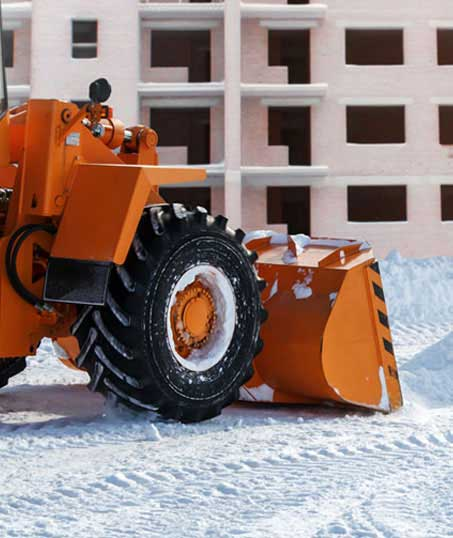 City Limits Landscaping & Snow Removal Commercial Snow Removal
