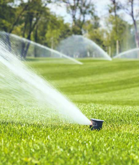 City Limits Landscaping & Snow Removal Sprinkler Installation