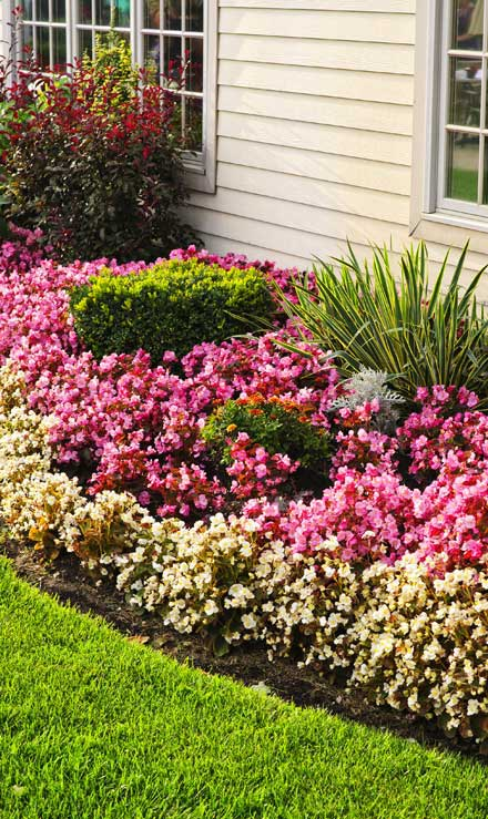 City Limits Landscaping & Snow Removal Garden Design
