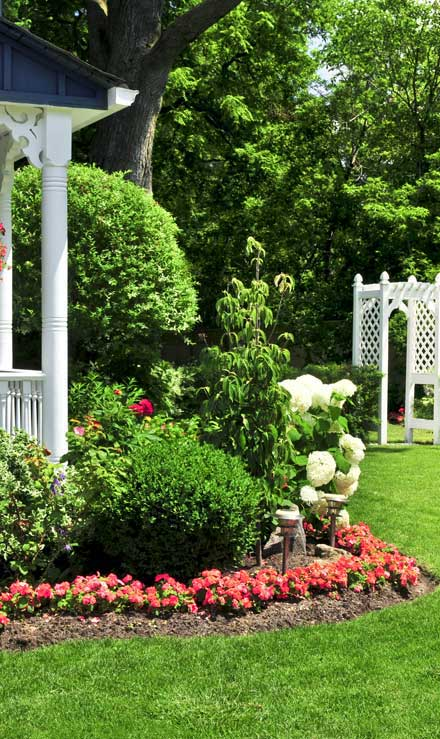 City Limits Landscaping & Snow Removal Residential Landscaping