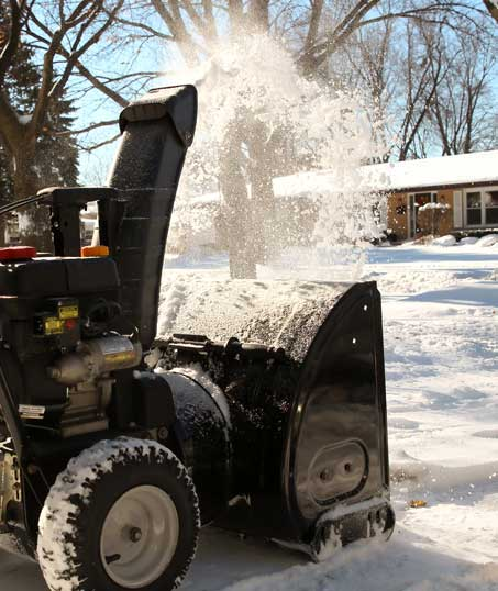 City Limits Landscaping & Snow Removal Residential Snow Removal
