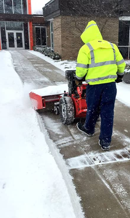 City Limits Landscaping & Snow Removal Snow Removal